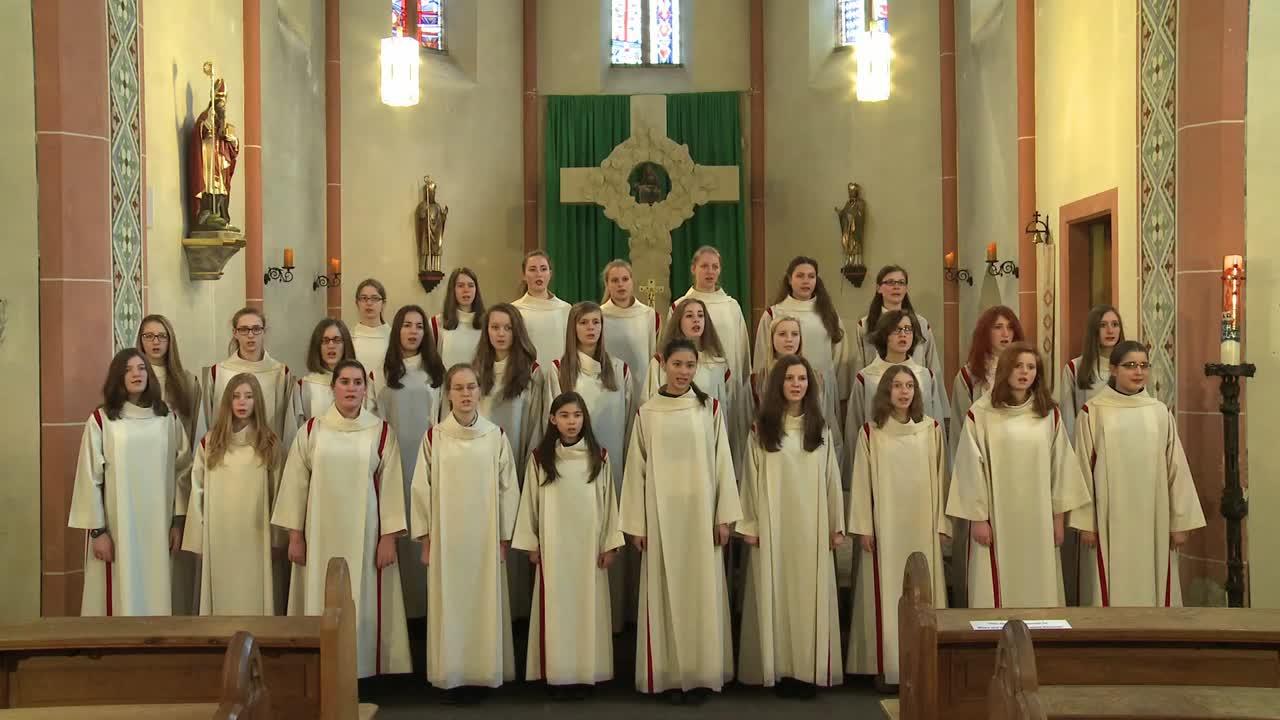 Gotteslobvideo (GL 322): Halleluja...Ihr Christen, singet hocherfreut