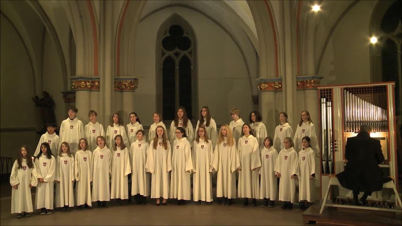 Gotteslobvideo (GL 347): Der Geist des Herrn erfüllt das All