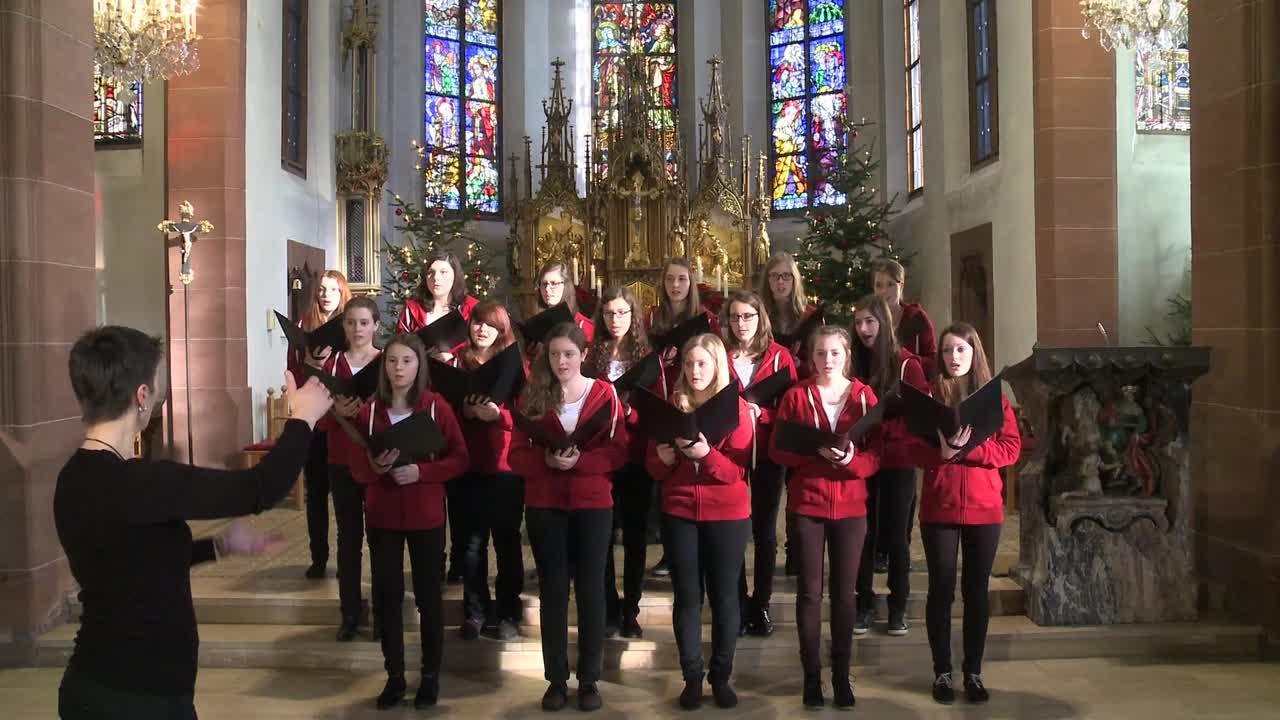 Gotteslobvideo (GL 204): Christe, du Lamm Gottes (Graz 1602)