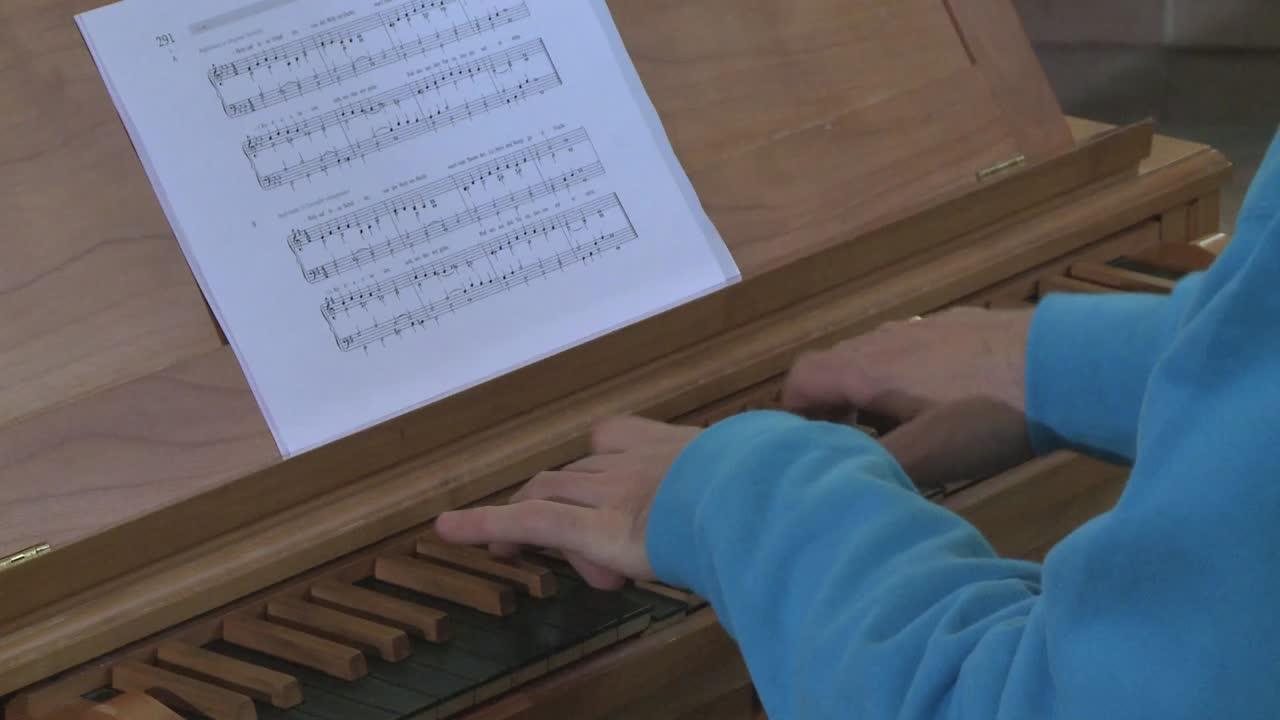 Gotteslobvideo (GL 291): Holz auf Jesu Schulter