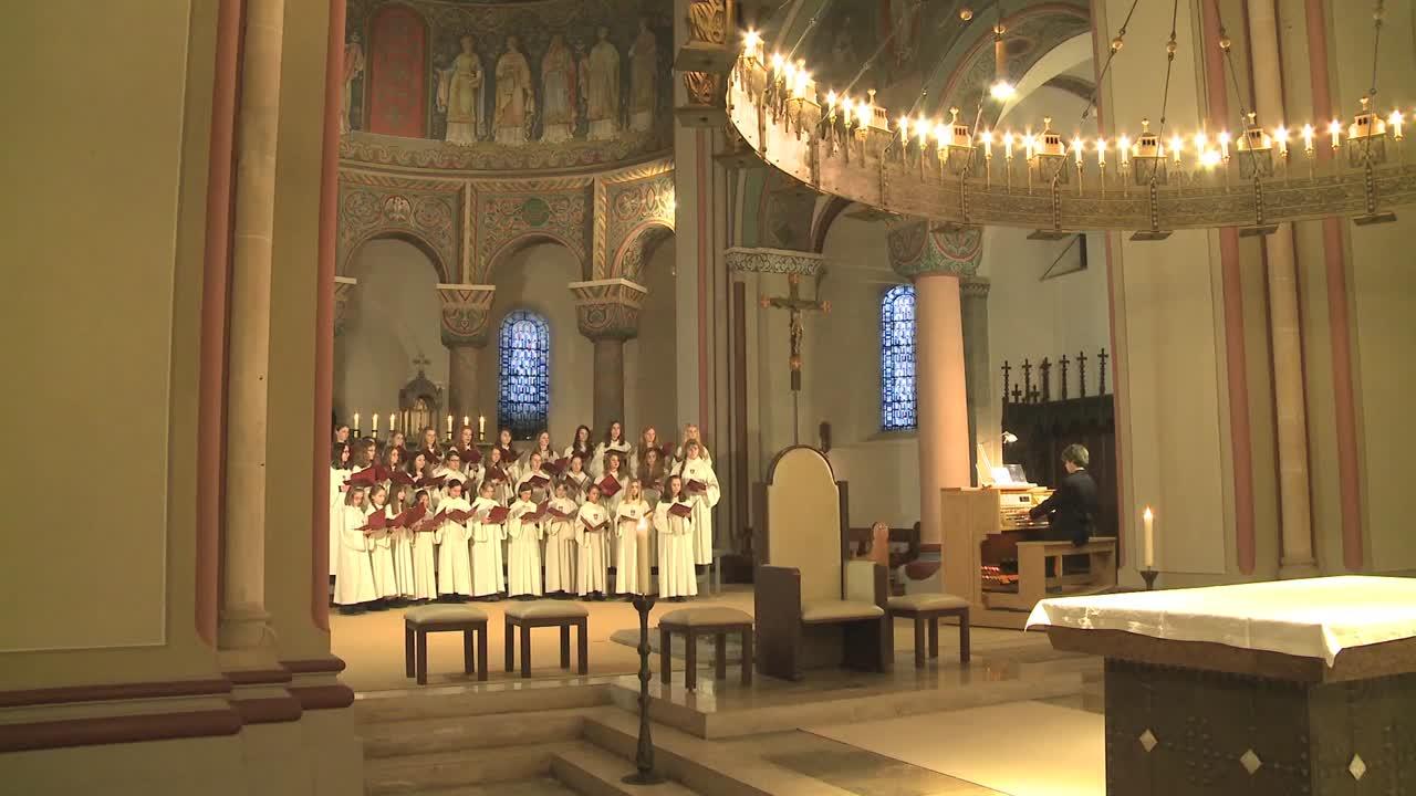 Gotteslobvideo (GL 201,3): Amen (Kanon)