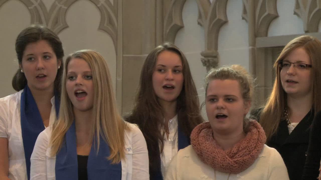 Gotteslobvideo (GL 200): Heilig, heilig, heilig