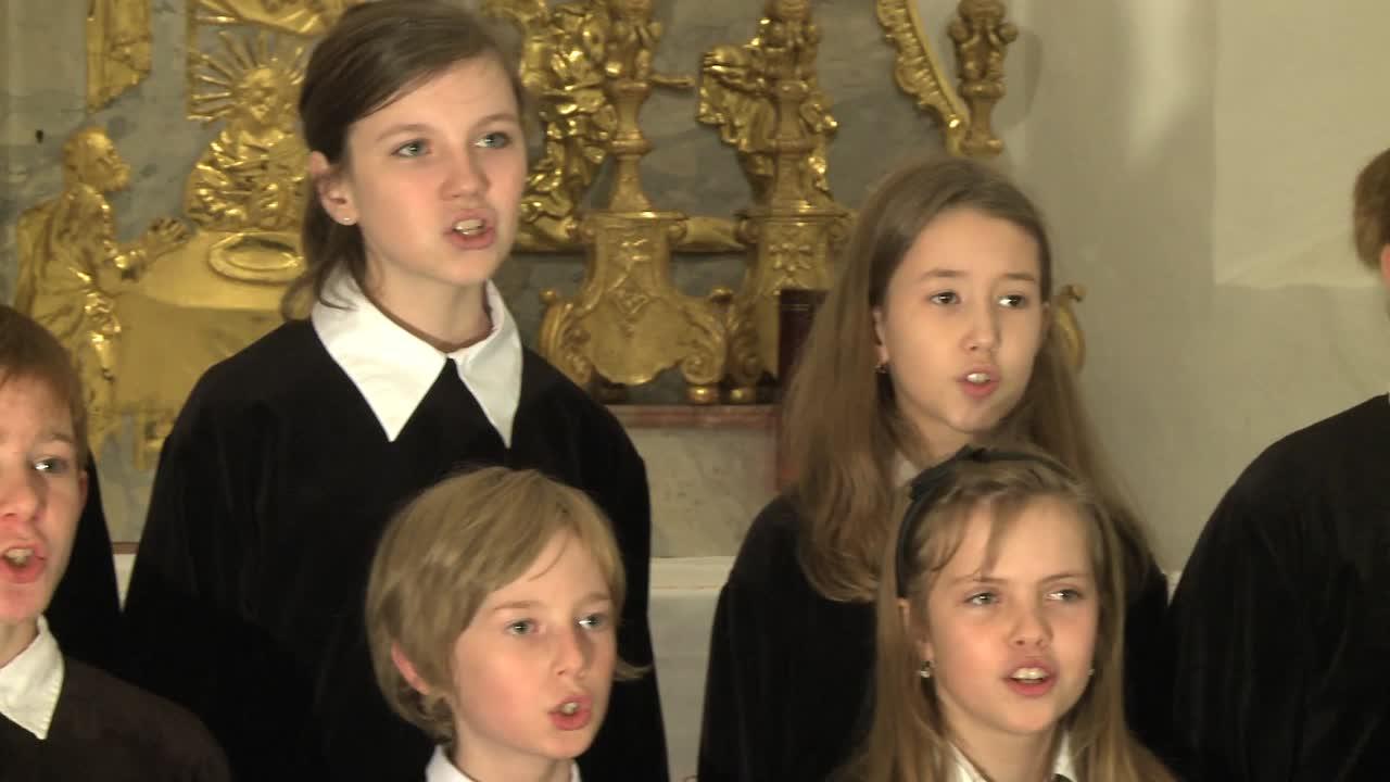 Gotteslobvideo (GL 223): Wir sagen euch an den lieben Advent